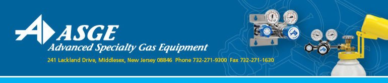 Advanced Specialty Gas Equipment
